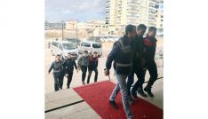 Edirnede Cezayir uyruklu AVM fareleri yakalandı