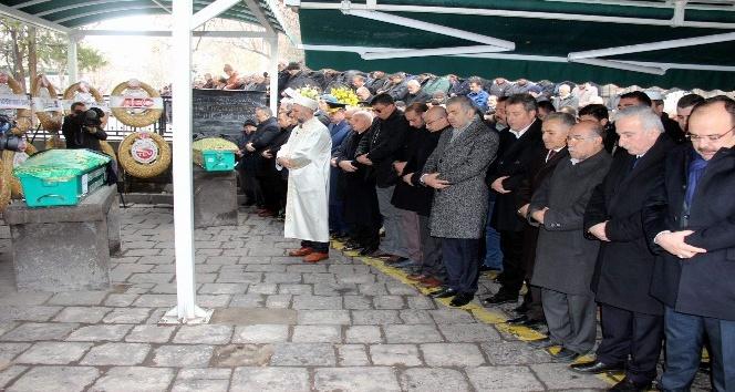 Başkan Palancıoğlu'nun acı günü