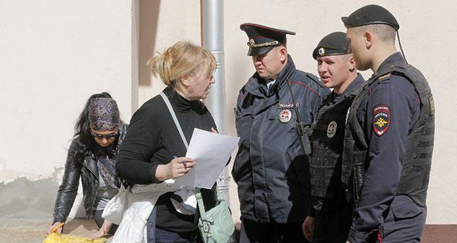 Rusya Devlet Dumasına bomba ihbarı