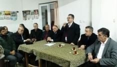Kargı müftülüğü köylerde sohbet toplantısı düzenliyor