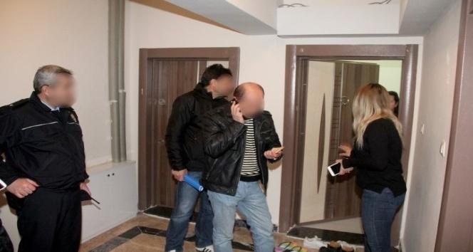 Nevşehir'de günübirlik kiralanan evlere denetleme yapıldı