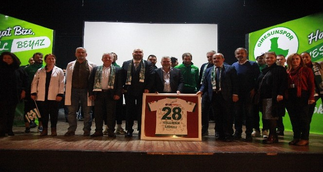 """""""Giresunspor Okullarla buluşuyor"""" projesi hayata geçirildi"""