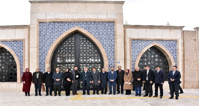 Büyükşehir'den İrfan Kültür Merkezi