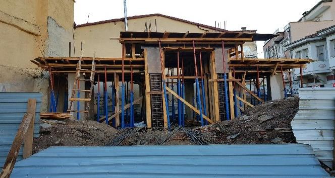 Ebu İshak Muhtarlığı'na yeni bina