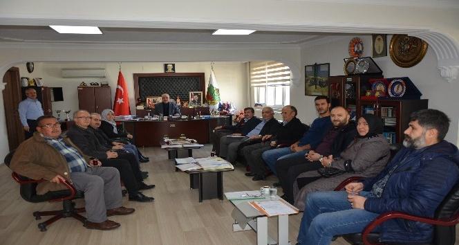 Orhaneli Belediye Meclisi'nden Kudüs açıklaması