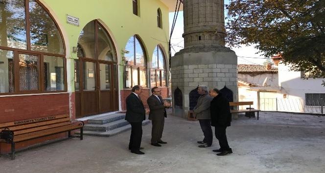 Kaymakam Öner, kırsal mahalle camilerini ziyaret etti