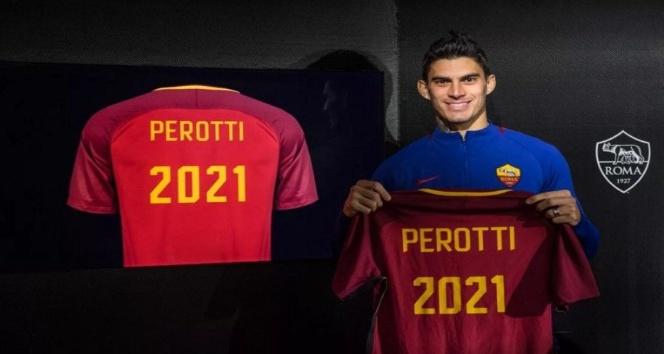 Roma, Perotti ile 2021 yılına kadar