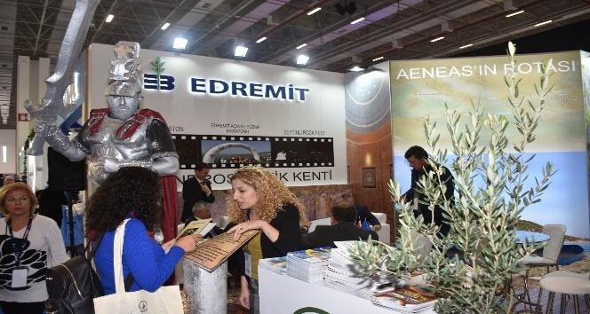 Travel Turkey'de Edremit yerini aldı