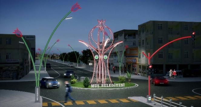 Muş Belediyesinden 43 milyon TL'lik yatırım