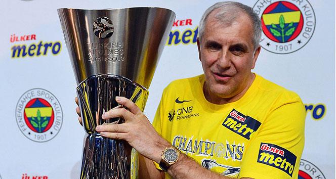 Zeljko Obradovic: Kendi evinde iyi oynayan bir ekiple karşılaşacağız