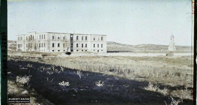 Yunan işgalinden sonra Bilecik'in hiç görünmemiş fotoğrafları