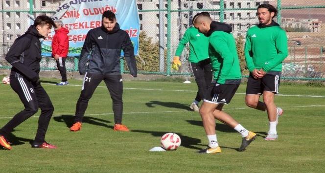 Şanlıurfaspor, Zonguldak Kömürspor maçına hazırlanıyor