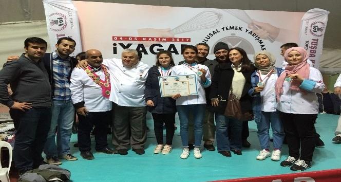 Bolvadinli aşçı adaylarının büyük başarısı