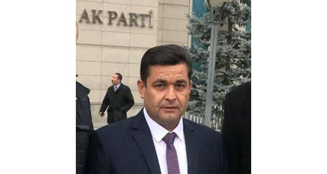 AK Parti Mut İlçe Başkanlığına Celal Kasap atandı