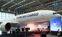 THY Kargo ilk Boeing 777 kargo uçağını teslim aldı