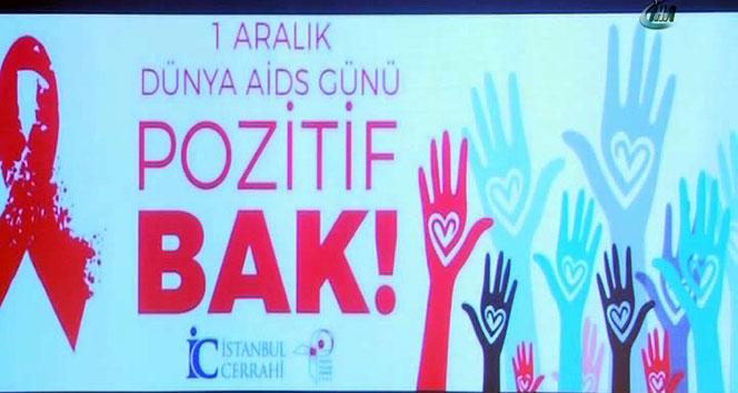 'Dünya AIDS Günü' farkındalık etkinlikleri ile kutlandı