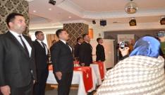 Mardinde 39 bekçi yemin ederek göreve başladı