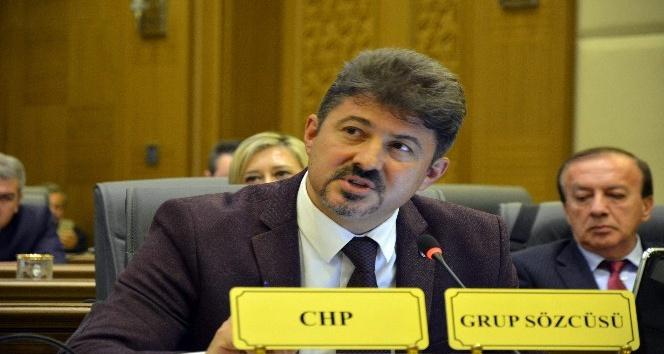 CHP'li meclis üyesi Cumhurbaşkanı'na hakaret iddiasıyla gözaltına alındı