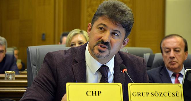 CHPli sözcü Cumhurbaşkanına hakaretten gözaltında