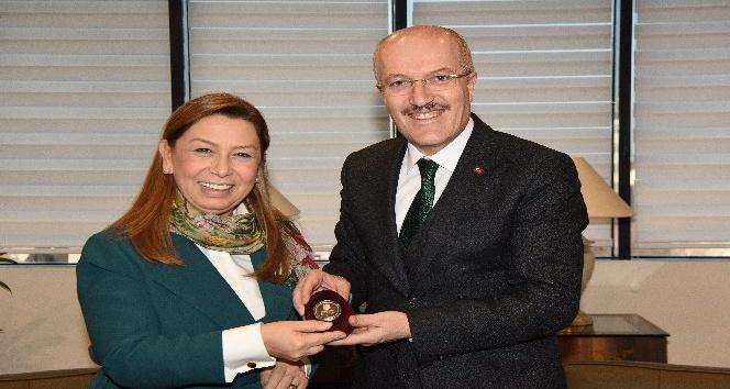 """Başkan Kafaoğlu: """"Cumhurbaşkanımızın gözü arkada kalmasın"""""""