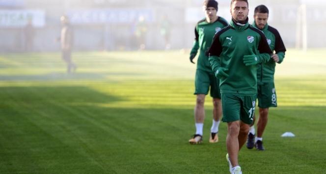 Bursaspor, Fenerbahçe sınavına hazır