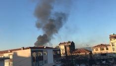 Yenicede tarım arazisindeki yangın söndürüldü