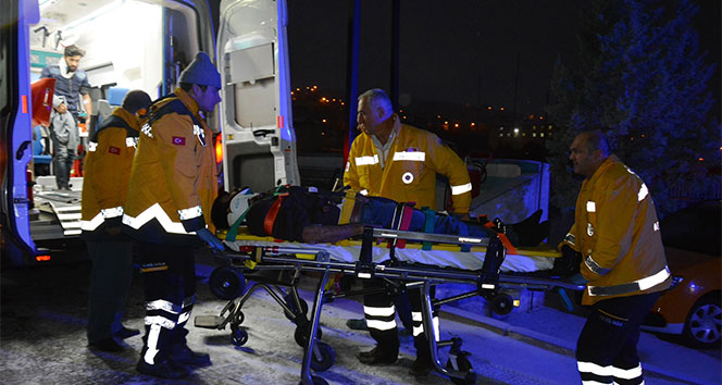 Sivasta trafik kazası: 3 yaralı| Sivas haberleri