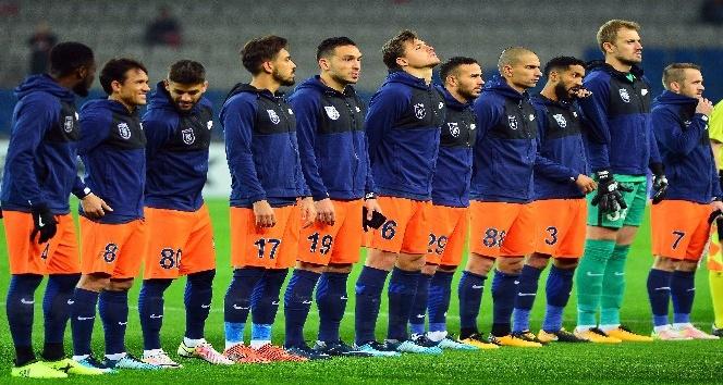 UEFA Avrupa Ligi: M. Başakşehir: 1 - Braga: 0 (Maç devam ediyor)