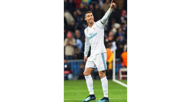 Yılın en iyi oyuncusu Ronaldo oldu