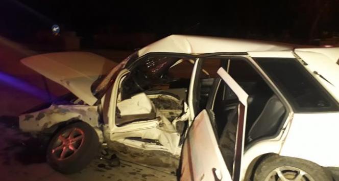 Ankarada alkollü sürücü dehşeti: 1 ağır yaralı