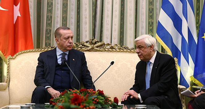Erdoğandan mevkidaşına Lozan ayarı