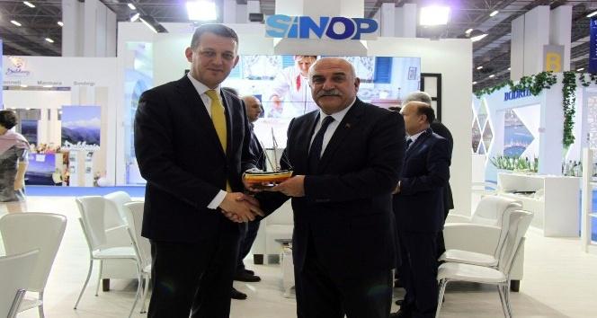 Sinop Valiliği, Travel Turkey'de yer aldı