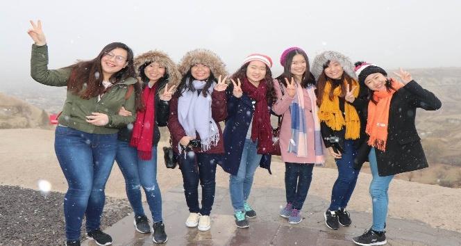 Kapadokya'yı Kasım ayında 139 bin 177 turist ziyaret etti