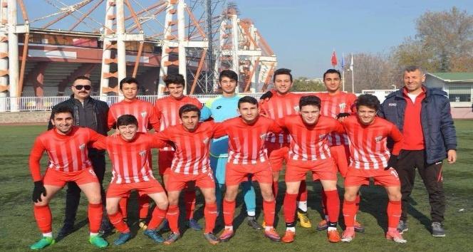 Ankara şampiyonu Gölbaşı Belediye Spor