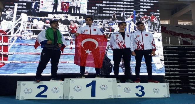 Vanlı sporculardan 2 altın ve 5 gümüş madalya