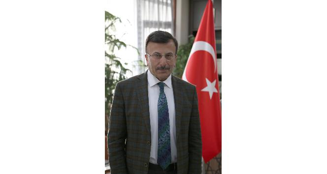 TÜMSİAD Erzurum Şube Başkanı Cafer Burucu Kudüs'ten seslendi