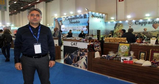 11. Travel Turkey İzmir Fuarı'nda Çat farkı