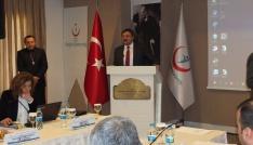 Mardinde Yerel Yönetimlerde Su Güvenliği Bölgesel Değerlendirme toplantısı