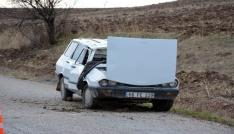 Tokatta trafik kazası: 1 ölü, 5 yaralı