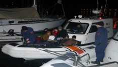 Çanakkalede 32 mülteci yakalandı