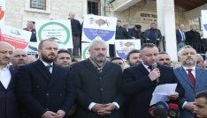 AK Partiden Kudüs tepkisi