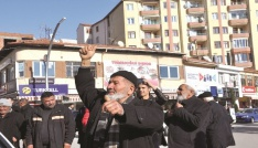 Sungurlu Kardeşlik ve Dayanışma Platformundan Kudüs için basın açıklaması
