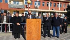 Amerikanın Kudüs kararı Kargıda Protesto edildi