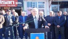 Eski Milletvekili Köşdere Çanakkale Belediye Başkan Adaylığını açıkladı