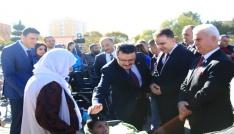 Kızıltepede Hamsi Festivali renkli görüntülere sahne oldu