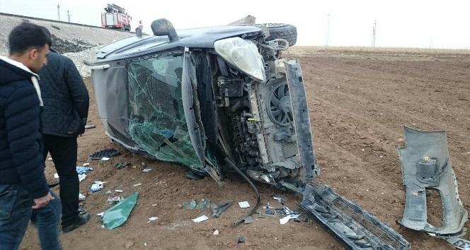 Silopide trafik kazası: 1 yaralı