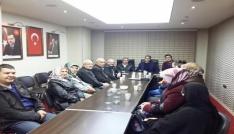 AK Parti Cumhuriyet Mahallesi Danışma Meclisi toplantısı yapıldı