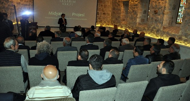 Tasarım Vakfı Midyatta Biriz projesini anlattı