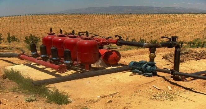 Bireysel sulama sistemlerinin desteklenmesi