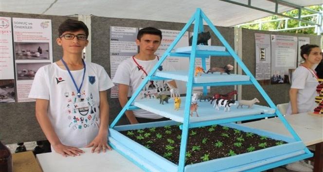 Sungurludaki okulların tamamı Tübitak projesine başvurdu